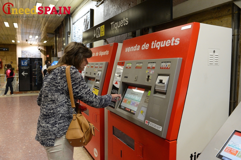metro of barcelona tickets